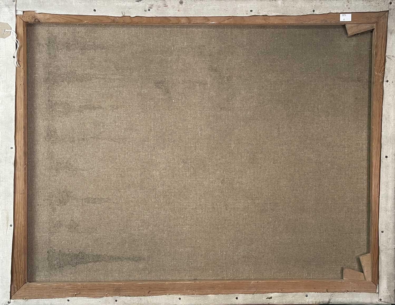 Garlick BARNES (1891-1987)Long NightOil on canvas Signed71 x 91cm Garlick Barnes 1891-1987 Garlick - Image 2 of 2