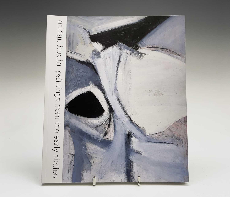 'adrian heath - paintings from the late sixties' Jonathan Clark Fine Art catalogue