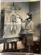 Joan Manning Sanders 1913-2002 Her personal archive. A fascinating collection of photographs and