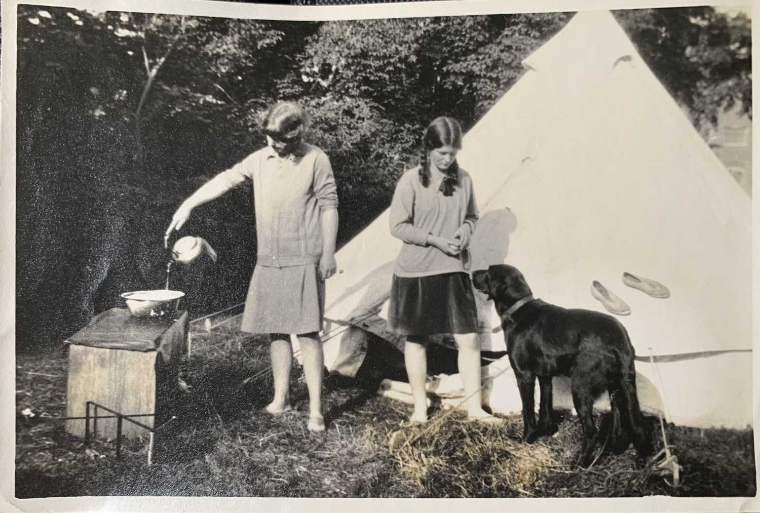 Joan Manning Sanders 1913-2002 Her personal archive. A fascinating collection of photographs and - Image 6 of 32