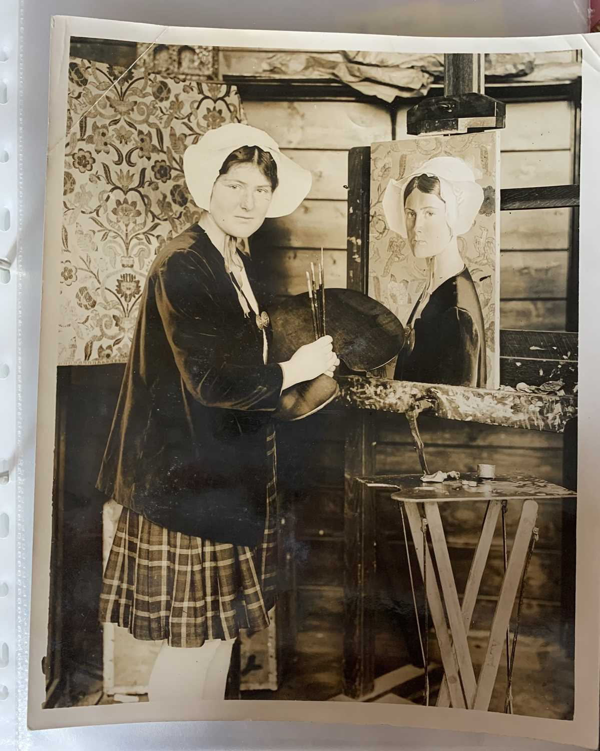Joan Manning Sanders 1913-2002 Her personal archive. A fascinating collection of photographs and - Image 25 of 32