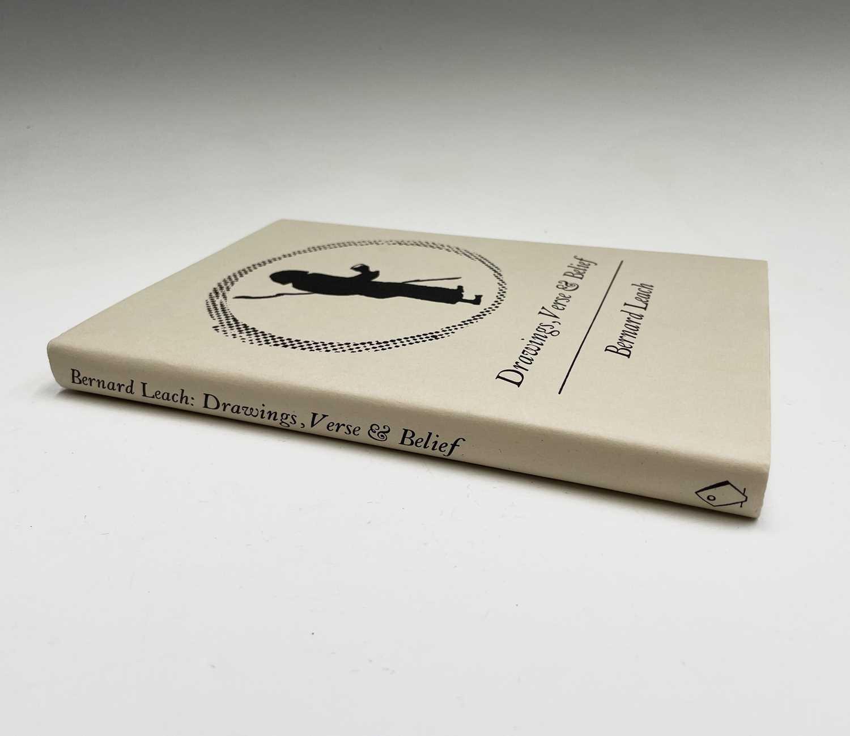 Bernard Leach - a signed copy of 'Drawings, Verse & Belief'. - Image 2 of 4