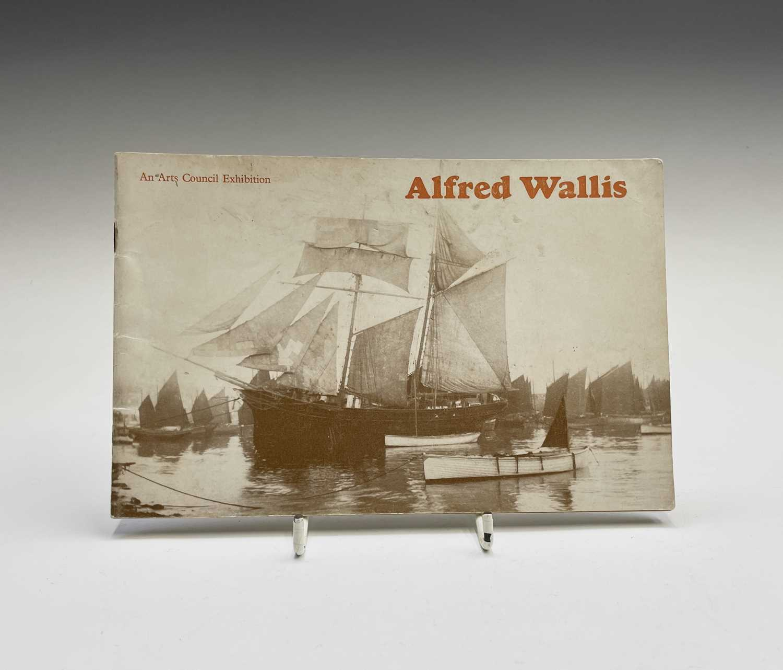 'An Arts Council Exhibition - Alfred Wallis' catalogue, St Ives 20 April - 11 May 1968