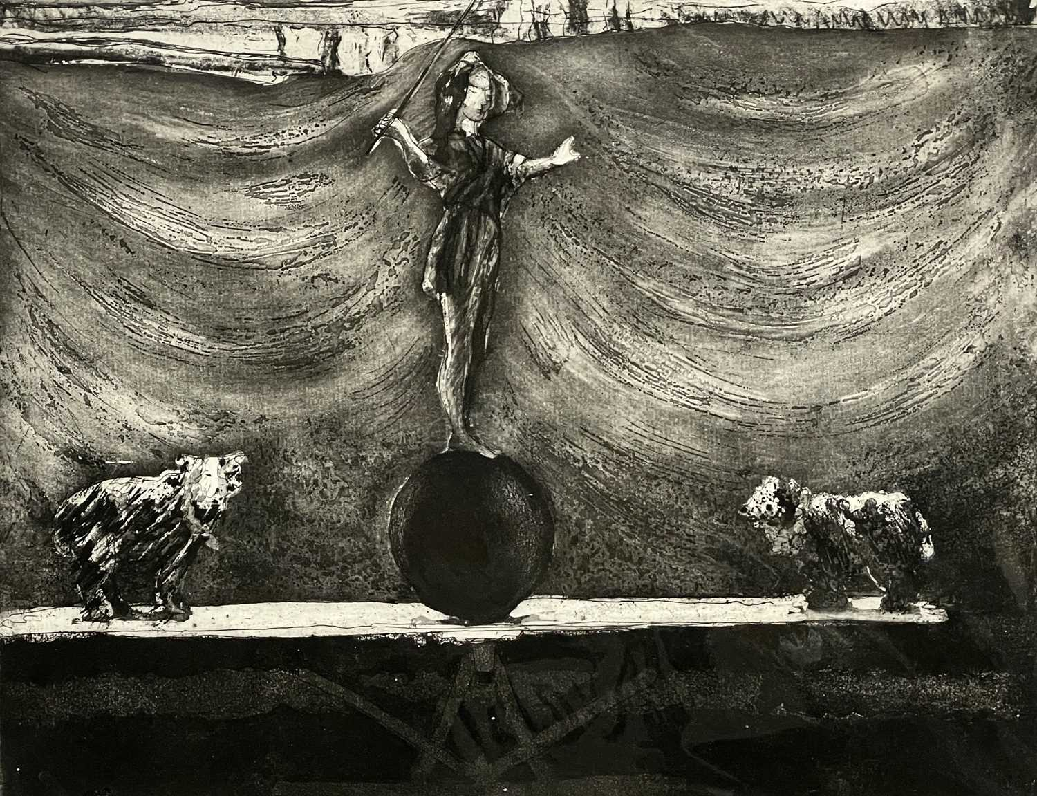 HEADLEY Cornish Mystery VIColoured etching Signed and inscribed 17.5 x 18cmTogether with ' - Image 8 of 9