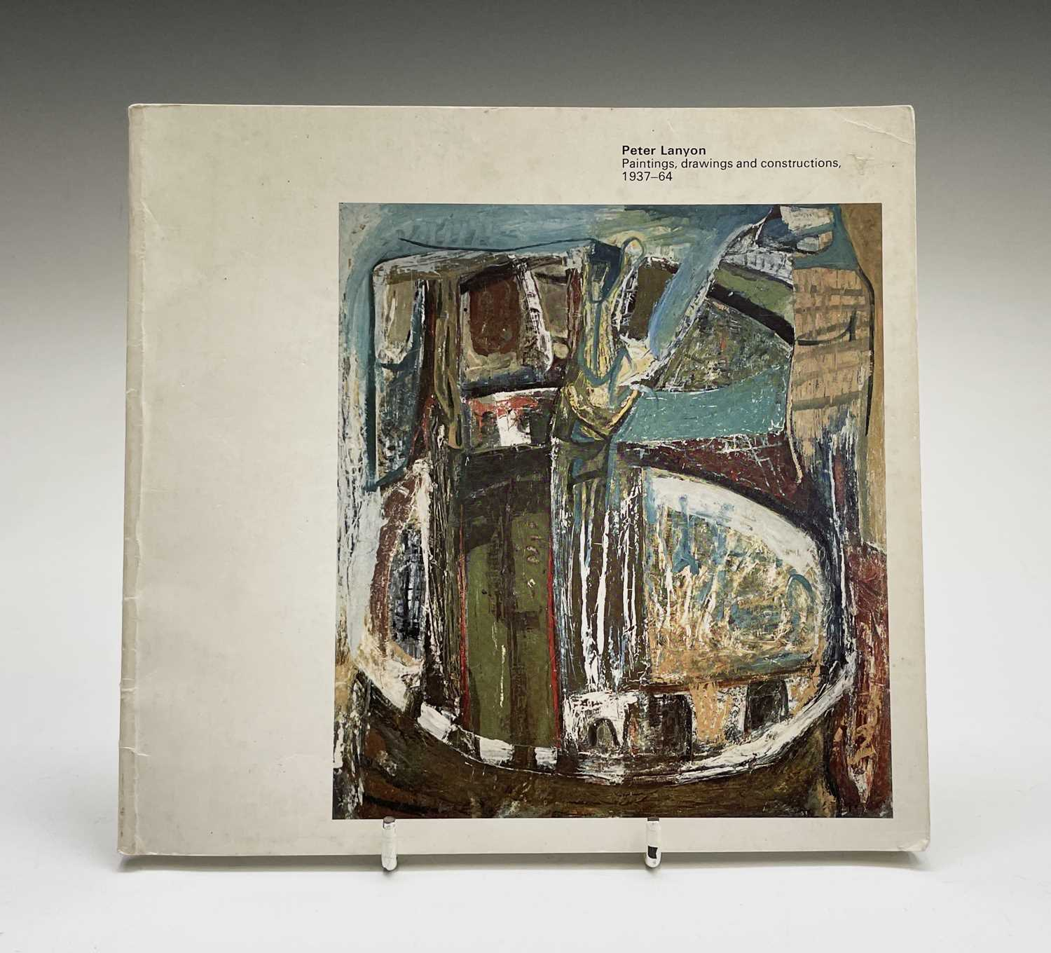 'Peter Lanyon: Paintings, drawings and constructions, 1937-64' catalogue, together with a Tate - Image 3 of 3