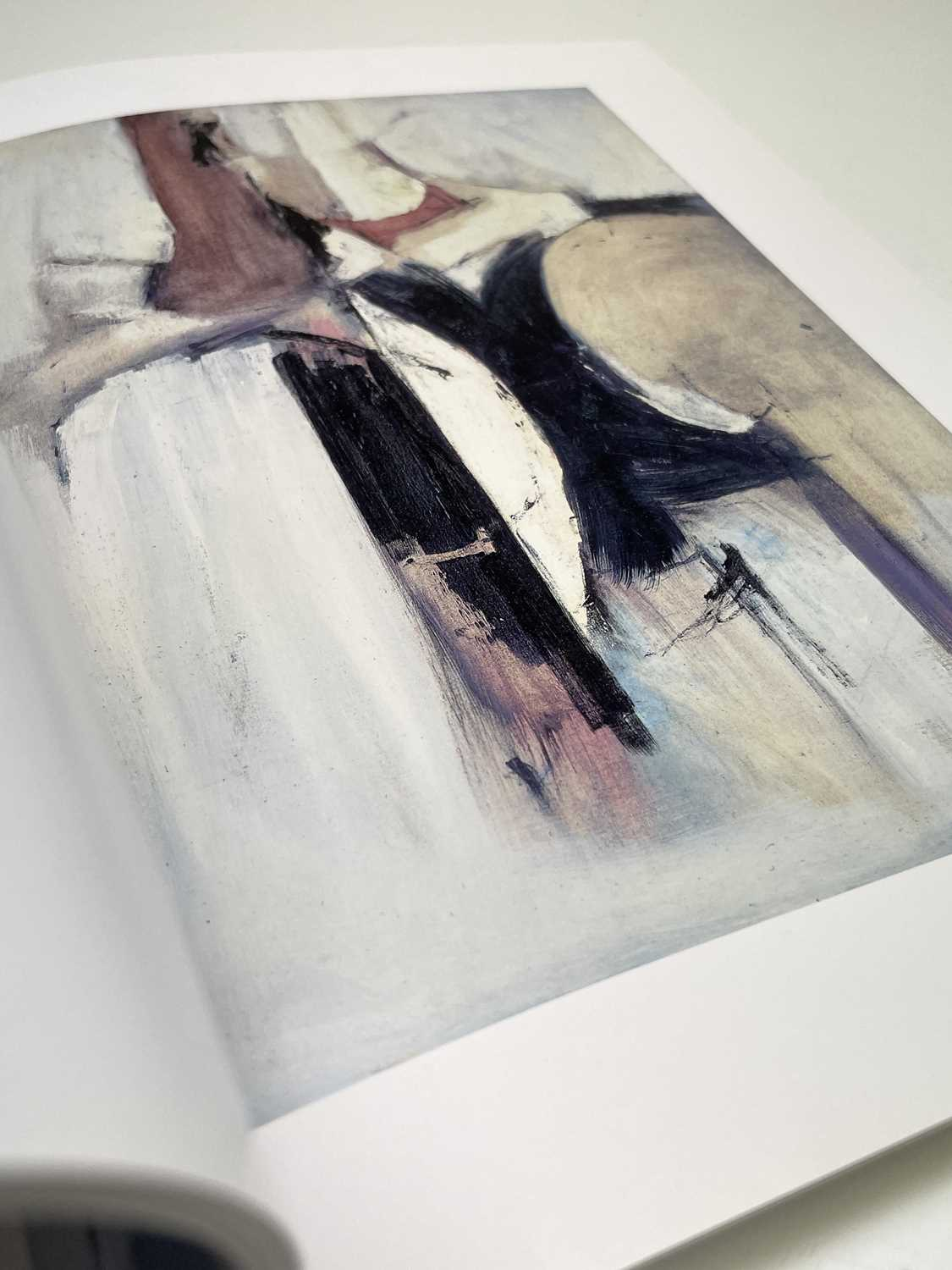 'adrian heath - paintings from the late sixties' Jonathan Clark Fine Art catalogue - Image 5 of 5
