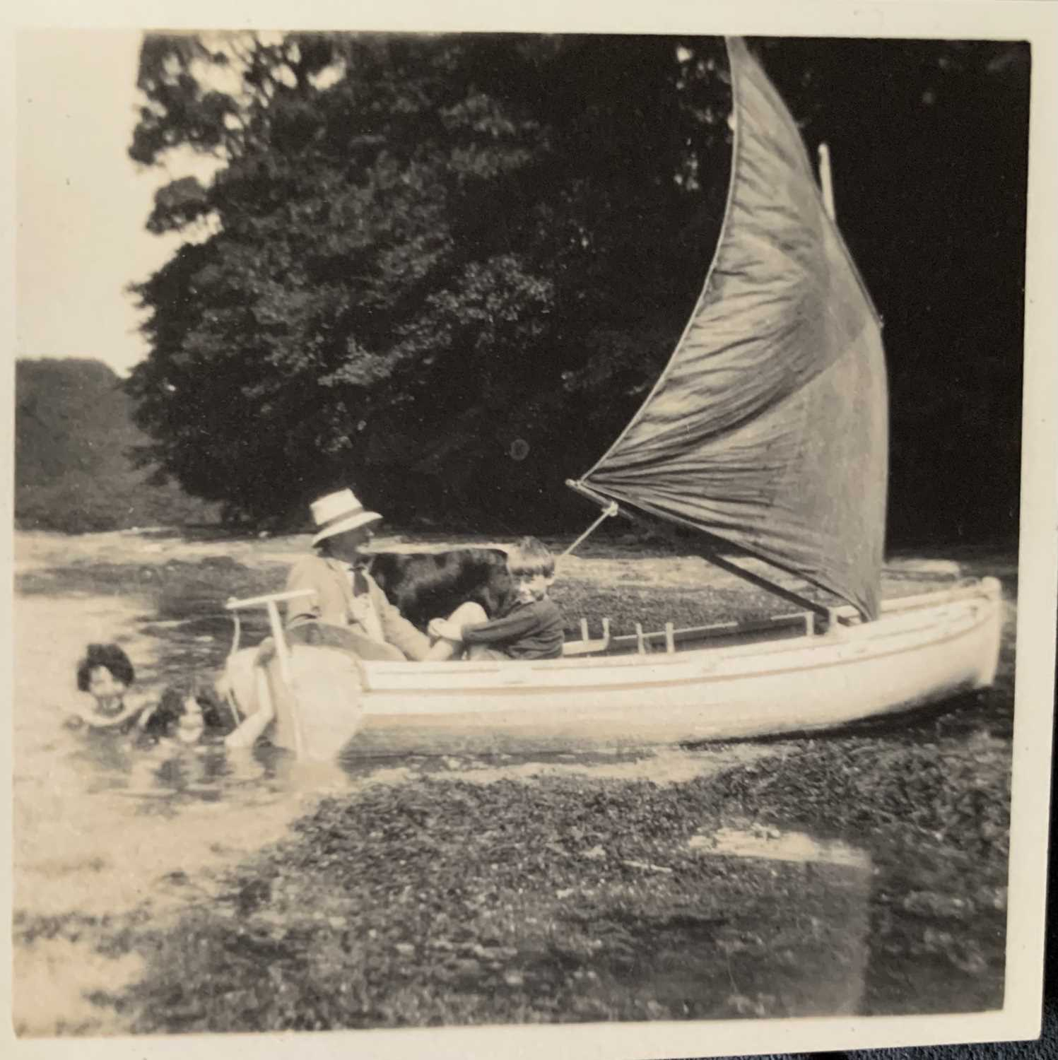 Joan Manning Sanders 1913-2002 Her personal archive. A fascinating collection of photographs and - Image 13 of 32