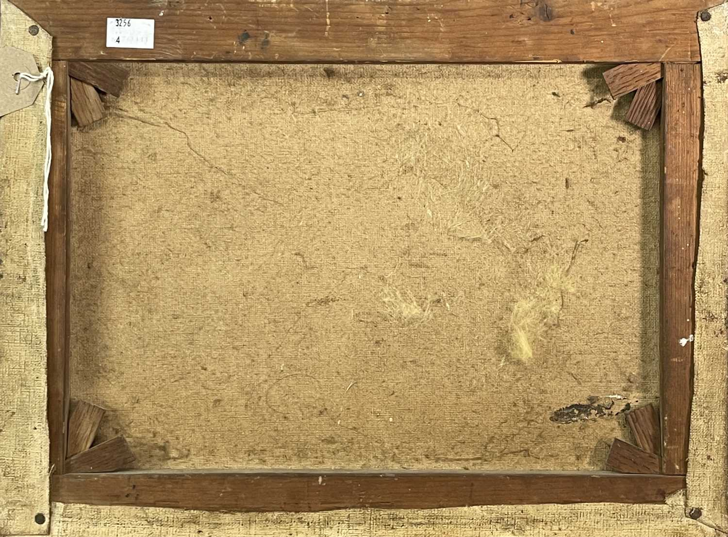 Eileen IZARDSt Ives RooftopsOil on canvas Signed 31 x 41cm - Image 2 of 2