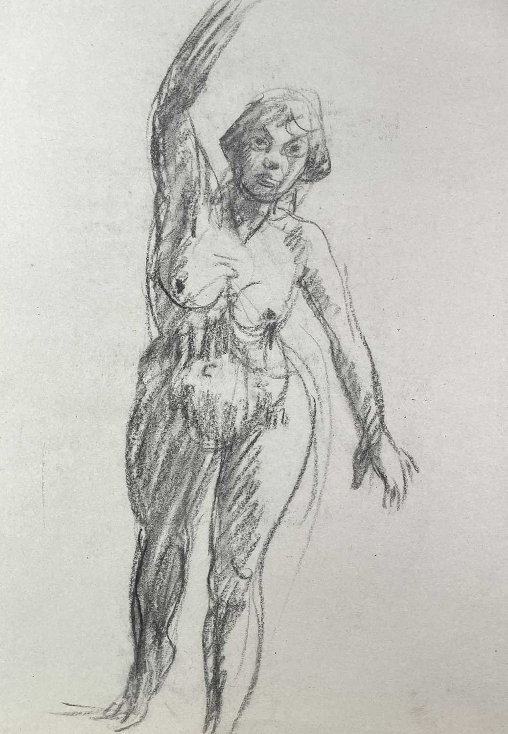 Alec WILES (1924) Nude drawings A collection of twenty Mostly signed Mostly 60x42 - Image 15 of 20