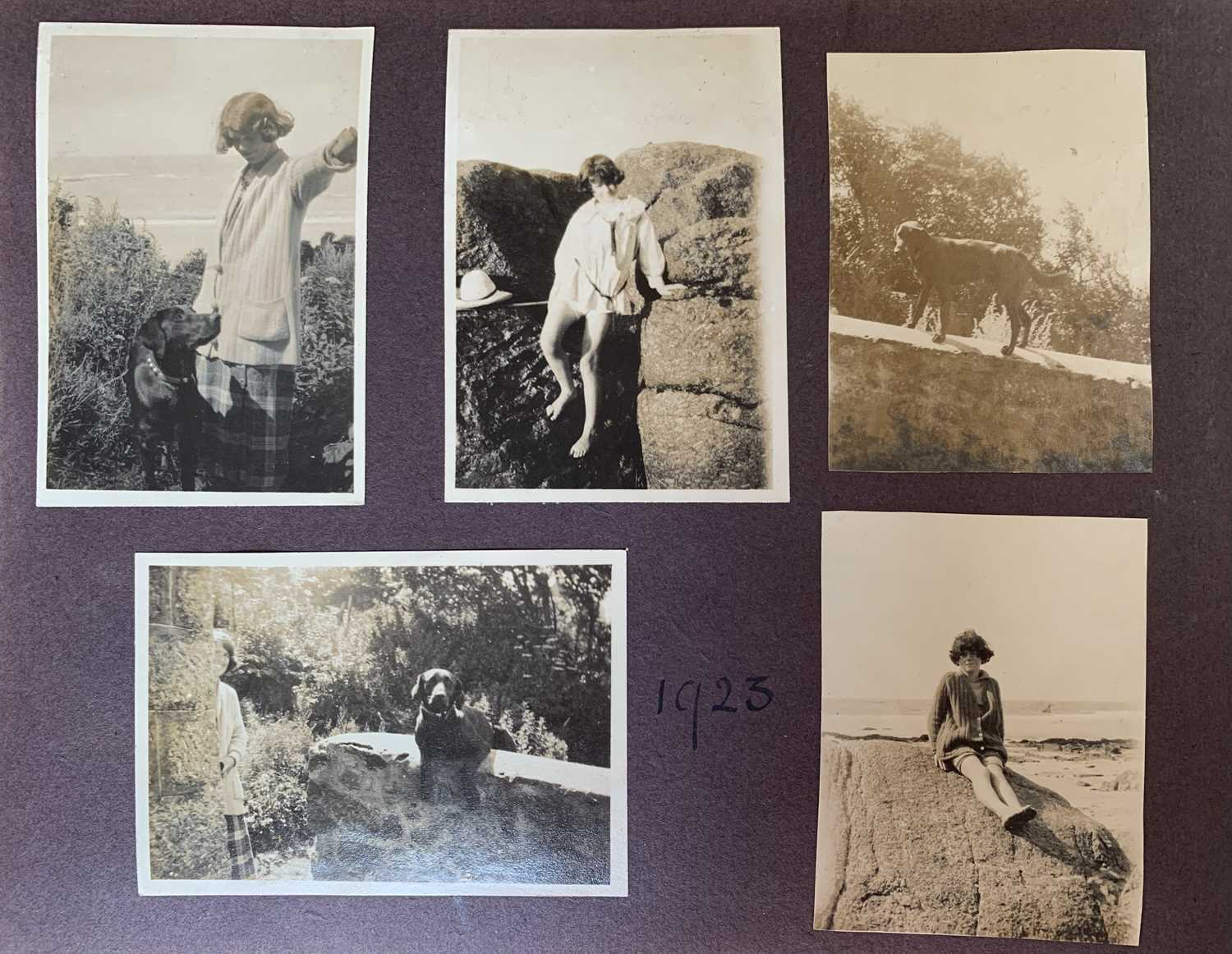 Joan Manning Sanders 1913-2002 Her personal archive. A fascinating collection of photographs and - Image 26 of 32