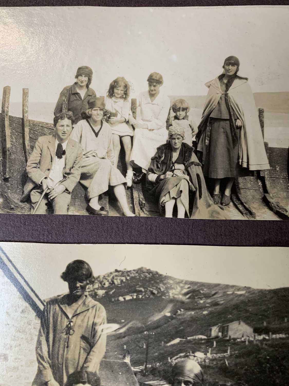 Joan Manning Sanders 1913-2002 Her personal archive. A fascinating collection of photographs and - Image 2 of 32