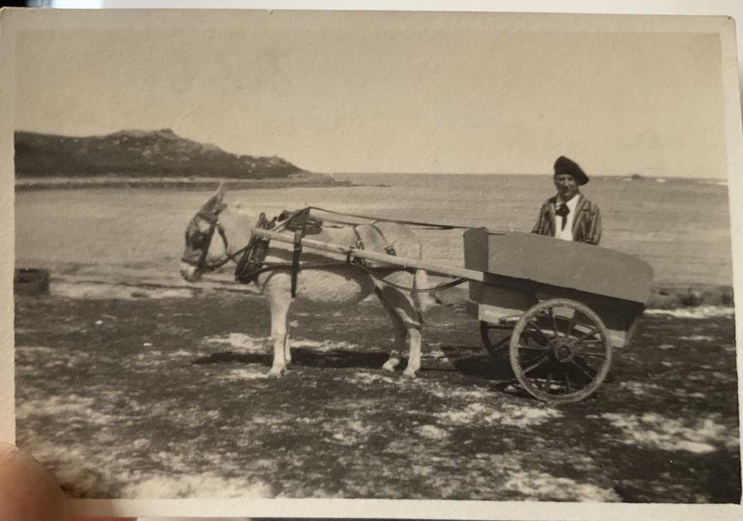 Joan Manning Sanders 1913-2002 Her personal archive. A fascinating collection of photographs and - Image 10 of 32