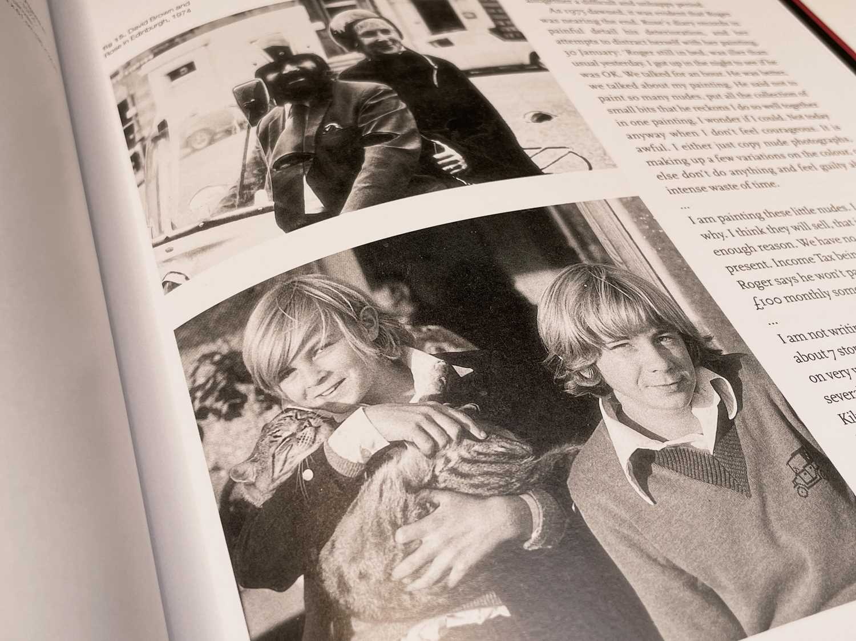 "Rose Hilton - ""Something to keep the Balance"", Andrew Lambirth, first edition, hardback, 2009 Lund - Image 4 of 7"