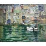 Marcella SMITH (1887-1963)Neap Tide, St Ives Oil on canvas SignedInscribed label to verso 50 x