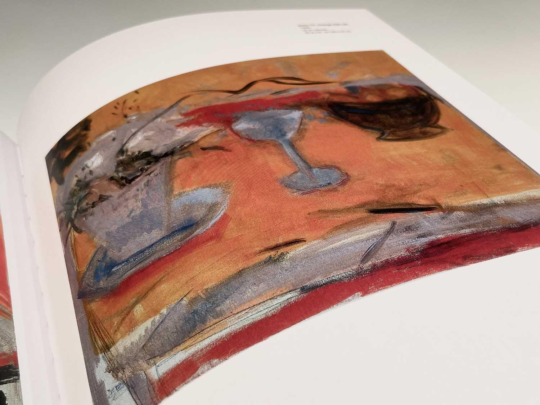"Rose Hilton - ""Something to keep the Balance"", Andrew Lambirth, first edition, hardback, 2009 Lund - Image 5 of 7"
