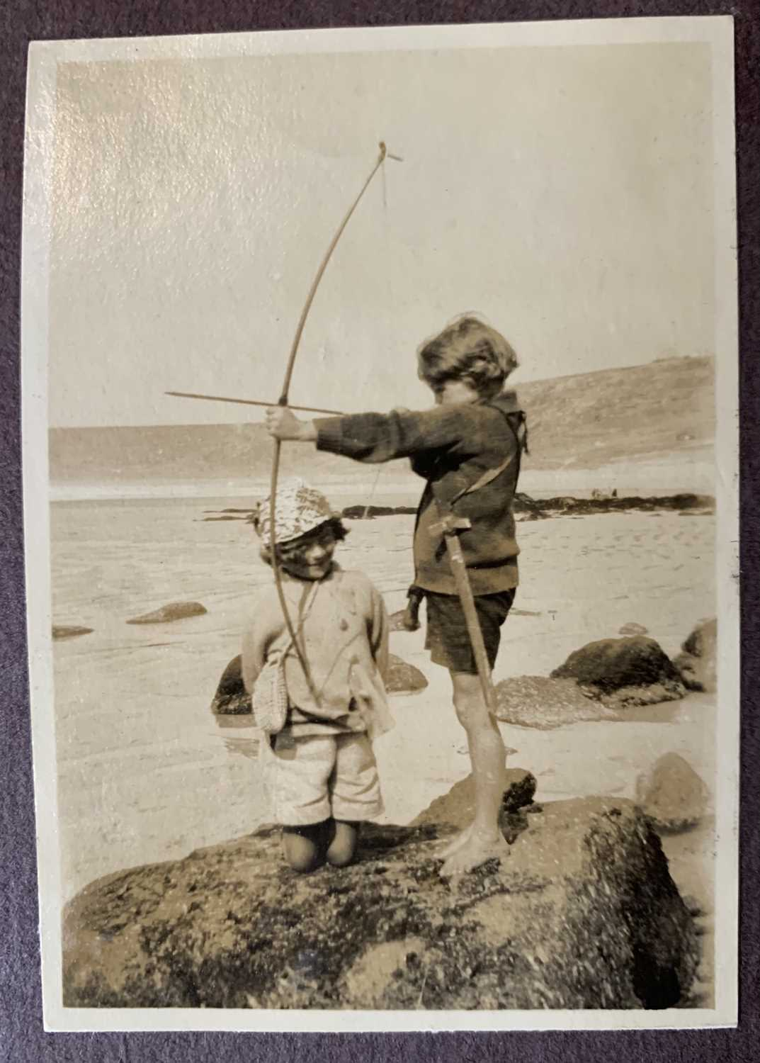 Joan Manning Sanders 1913-2002 Her personal archive. A fascinating collection of photographs and - Image 4 of 32