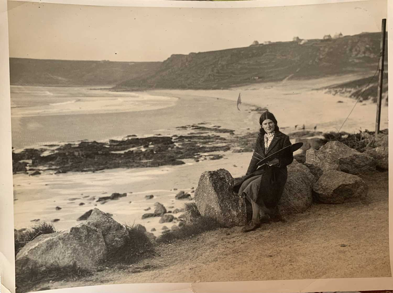 Joan Manning Sanders 1913-2002 Her personal archive. A fascinating collection of photographs and - Image 22 of 32