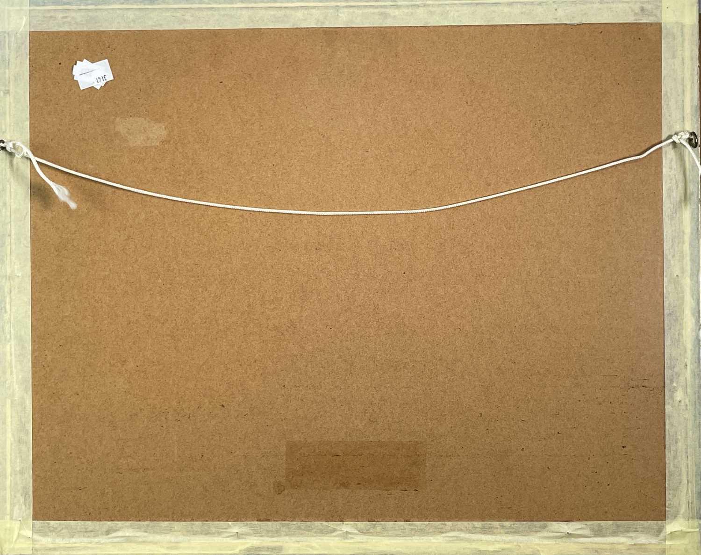 Frederick John WIDGERY (1861-1942) Low Tide Gouache Signed 25x35cm - Image 2 of 3