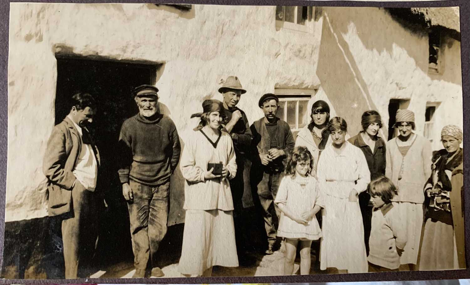 Joan Manning Sanders 1913-2002 Her personal archive. A fascinating collection of photographs and - Image 3 of 32