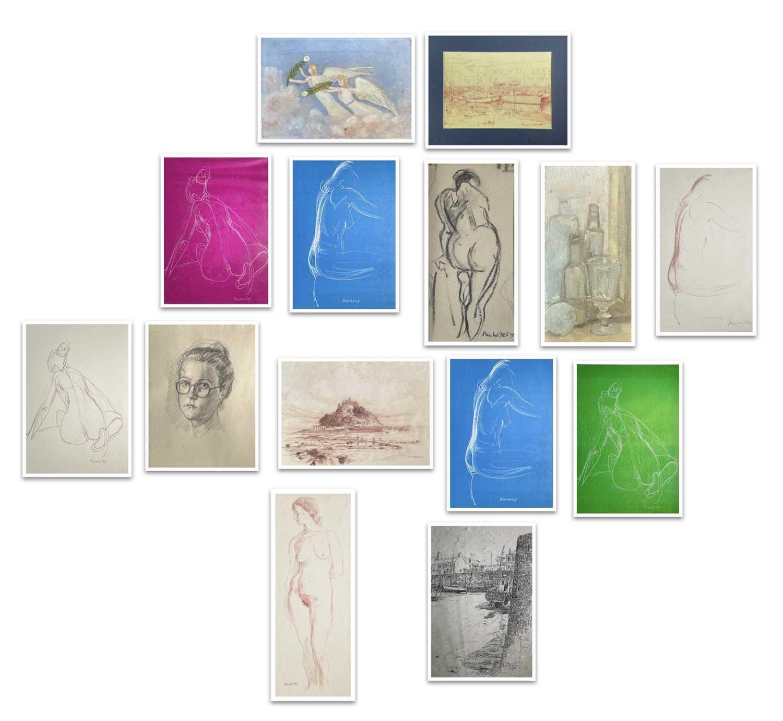 Alec WILES (1924) Various works including prints