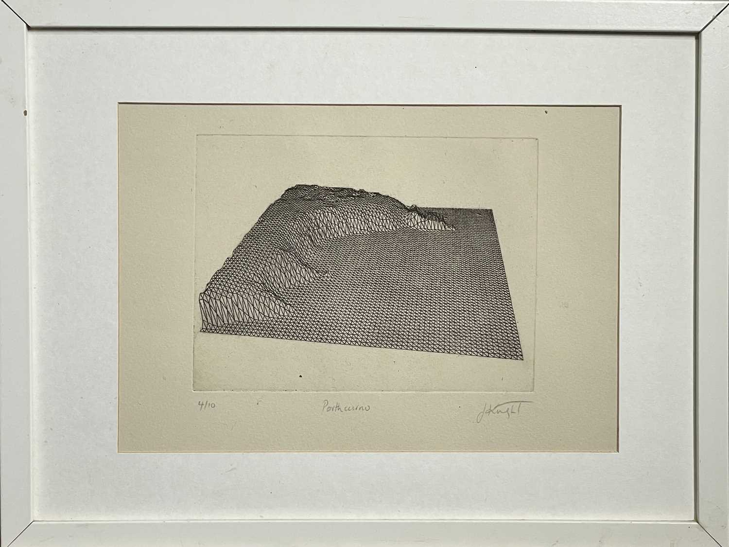 HEADLEY Cornish Mystery VIColoured etching Signed and inscribed 17.5 x 18cmTogether with ' - Image 6 of 9