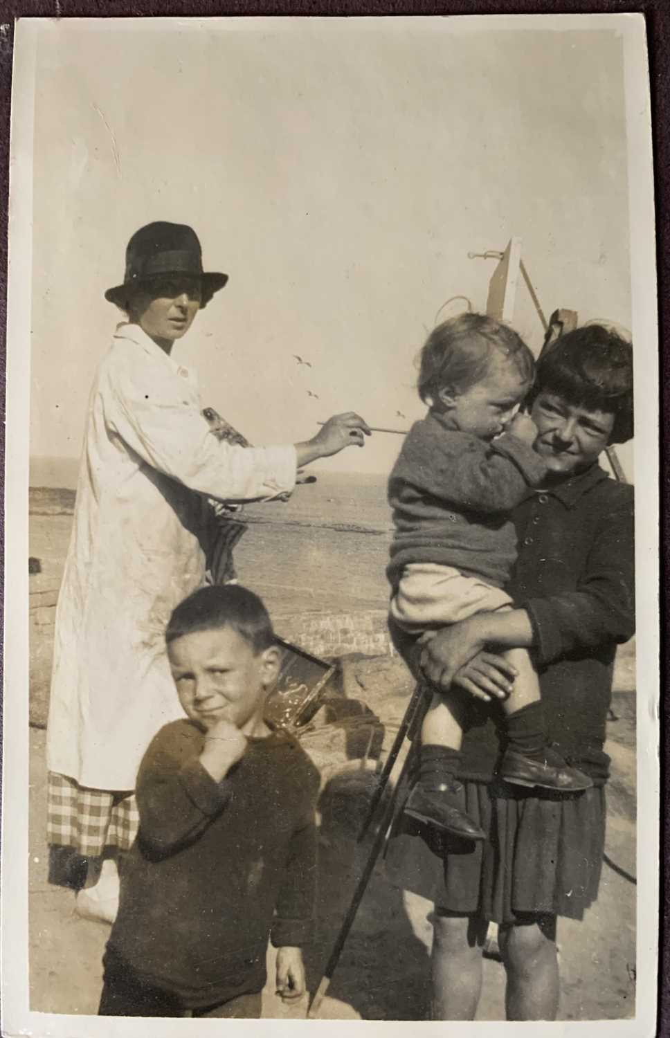 Joan Manning Sanders 1913-2002 Her personal archive. A fascinating collection of photographs and - Image 21 of 32
