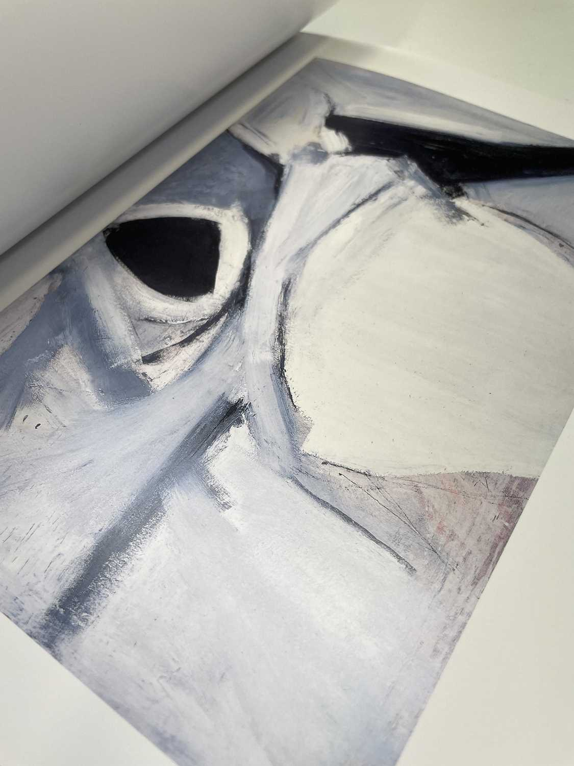 'adrian heath - paintings from the late sixties' Jonathan Clark Fine Art catalogue - Image 3 of 5