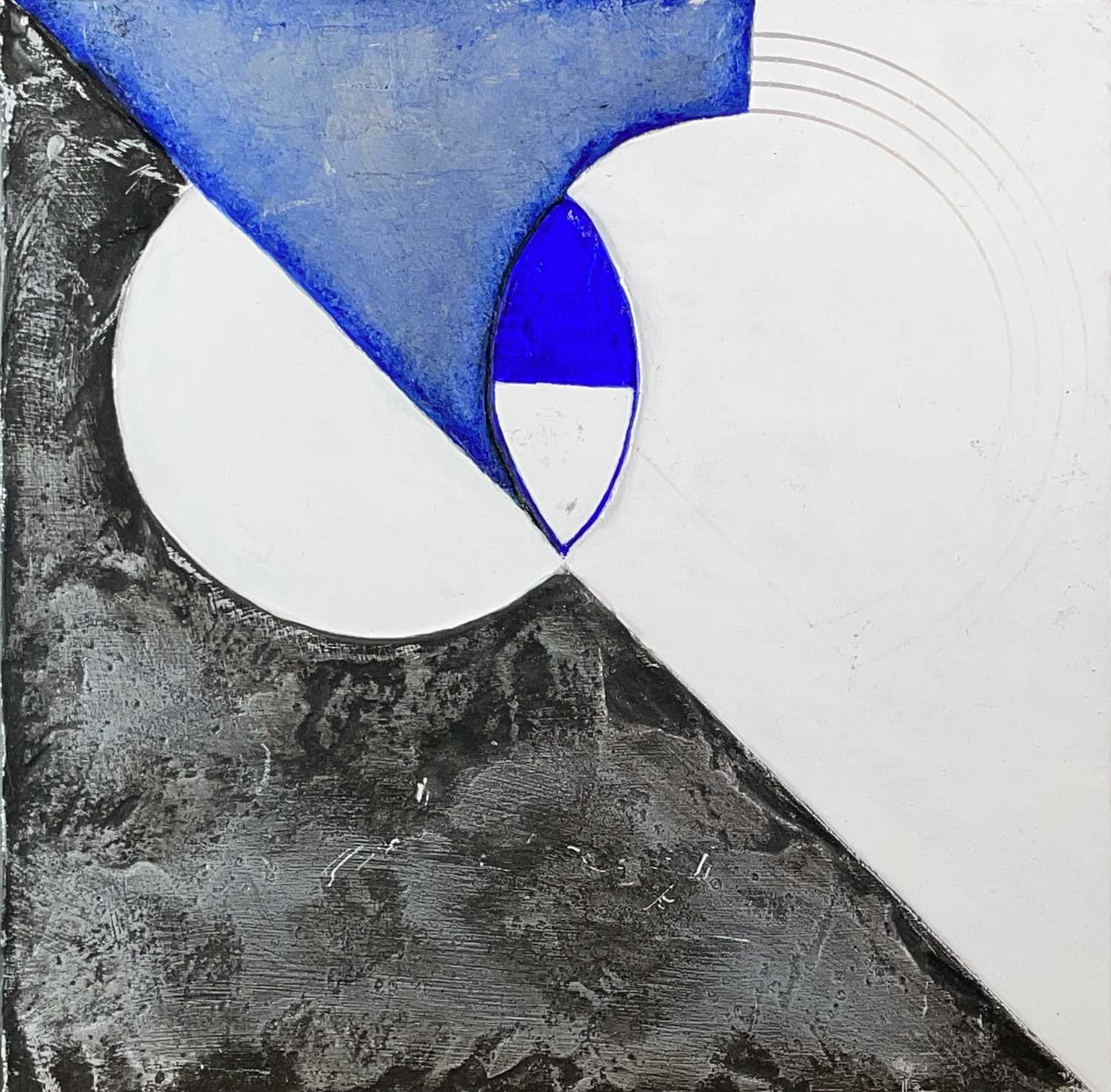 Terry WHYBROW (1932-2020)Untitled, ReliefMixed media, silveredSigned and dated '7633x34cm together - Image 7 of 8