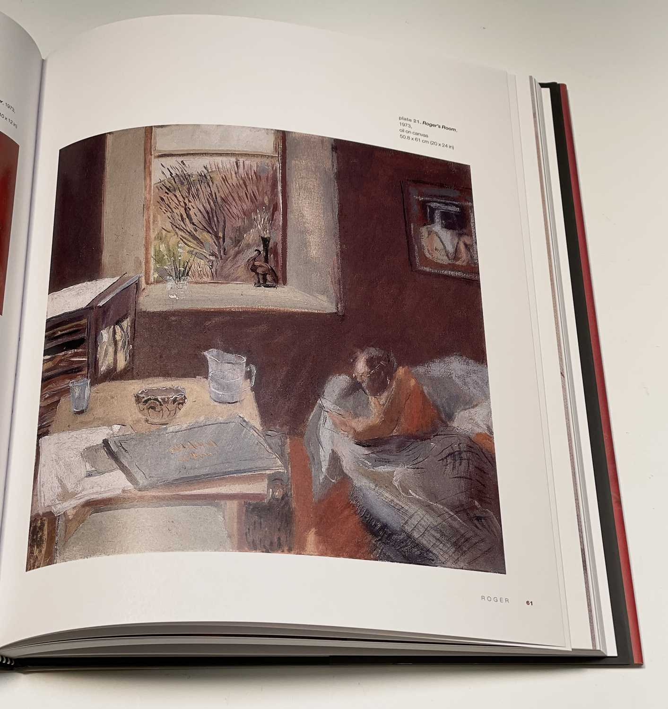 "Rose Hilton - ""Something to keep the Balance"", Andrew Lambirth, first edition, hardback, 2009 Lund - Image 2 of 7"