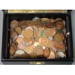 A quantity of UK pre-decimal and decimal coinage