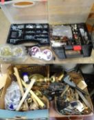 A quantity of assorted tools Please Note - we do not make reference to the condition of lots