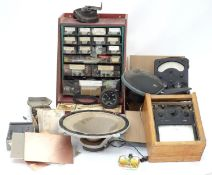 A quantity of audio and electronics equipment and parts Please Note - we do not make reference to