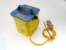 Tools : A 110-240v transformer Please Note - we do not make reference to the condition of lots