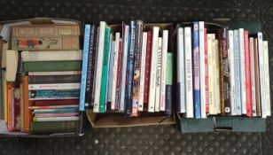 A quantity of assorted book on the subjects of arts, crafts and cookery Please Note - we do not make
