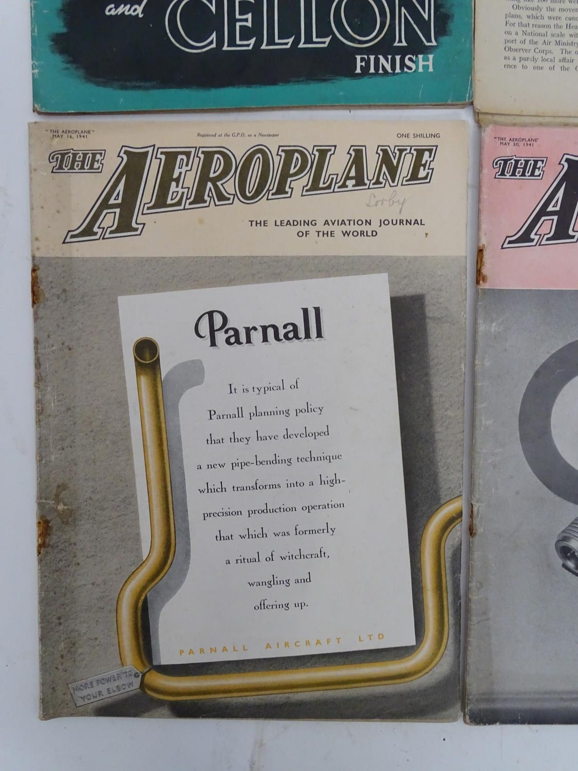 A quantity of 1941 copies of The Aeroplane Spotter magazine and The Aeroplane (8) Please Note - we - Image 3 of 12