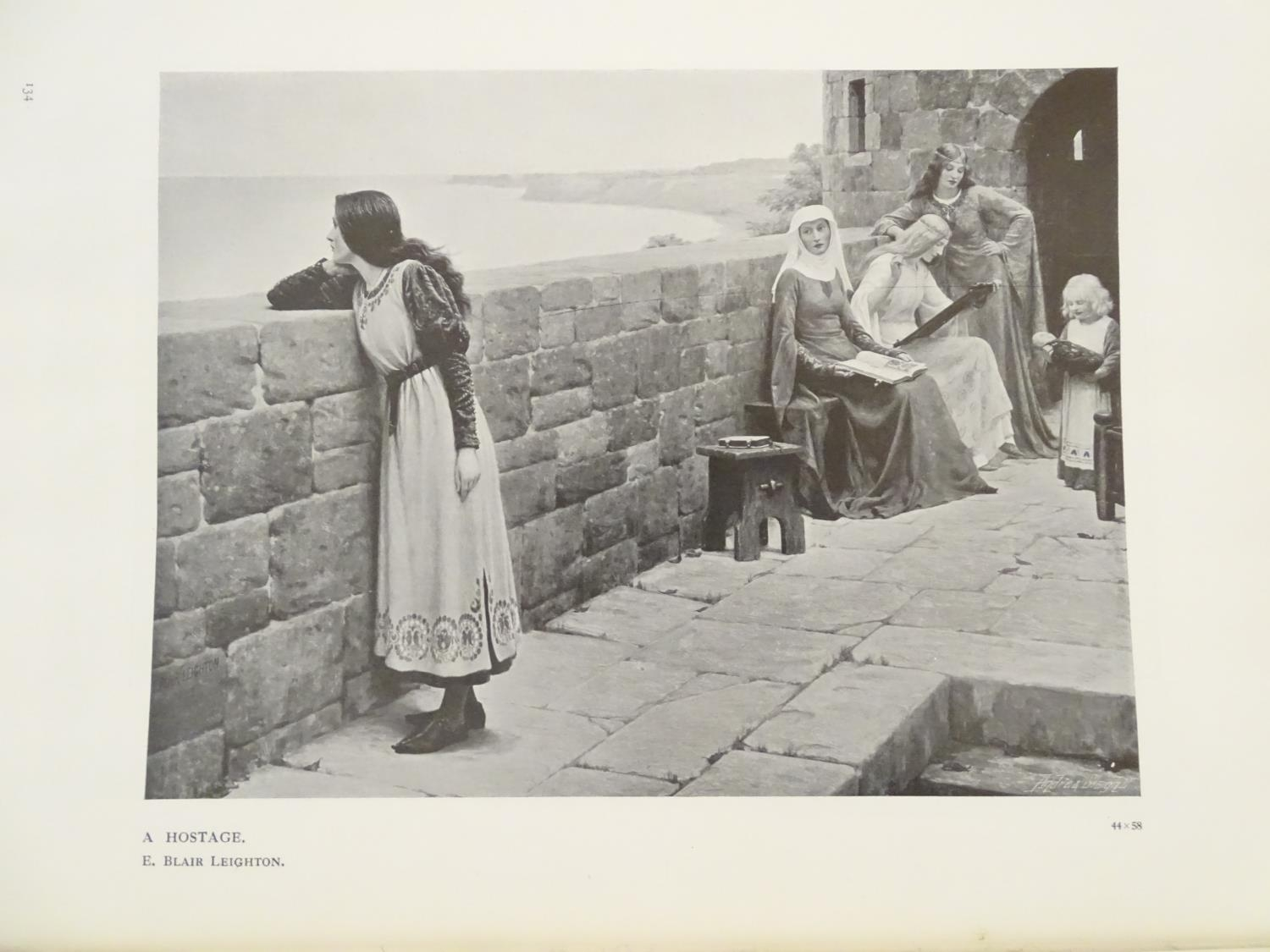 Book: Royal Academy Pictures and Sculpture 1912, illustrating the 144th exhibition of the Royal - Image 8 of 8