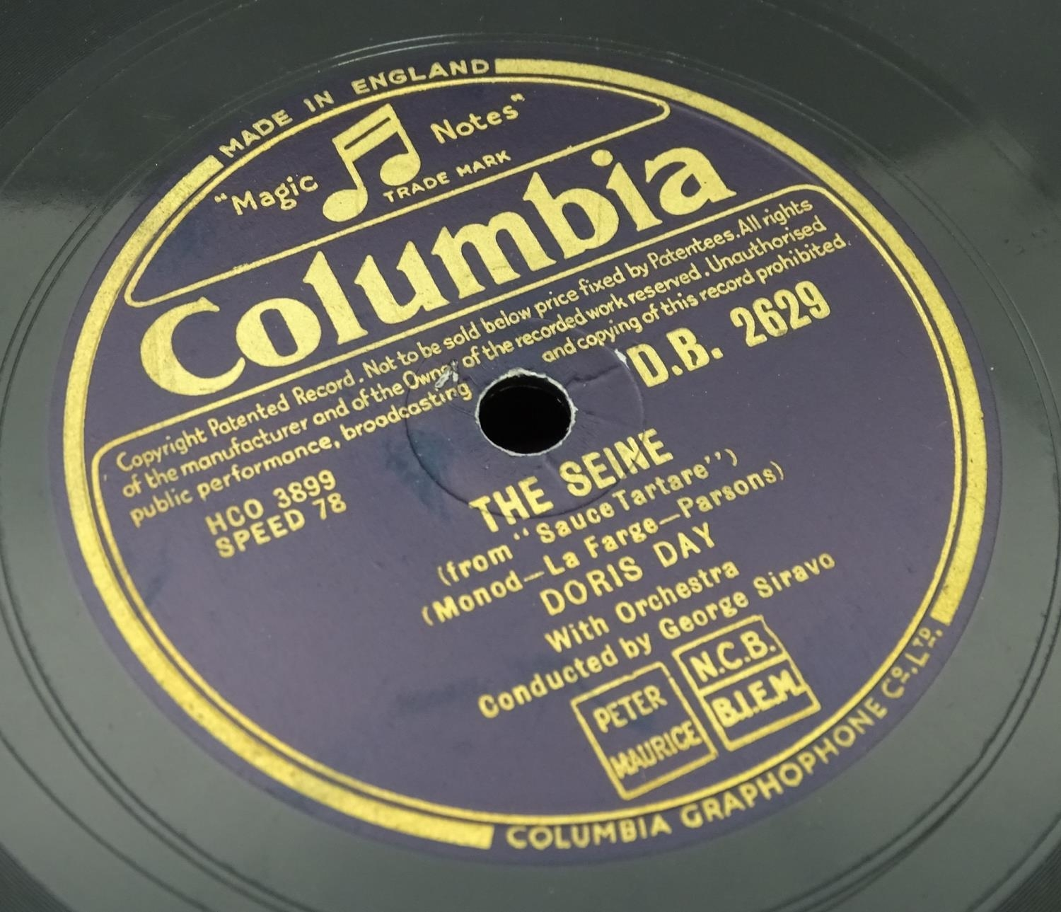 A quantity of 78 RPM vinyl records Please Note - we do not make reference to the condition of lots - Image 6 of 7