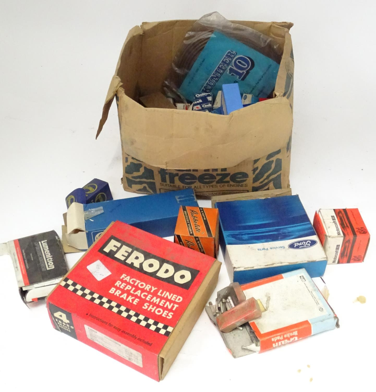 A large quantity of mechanics car parts Please Note - we do not make reference to the condition of - Image 2 of 33