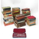 A quantity of books to include James Bond For Your Eyes Only by Ian Fleming, Shell Bird Book, The