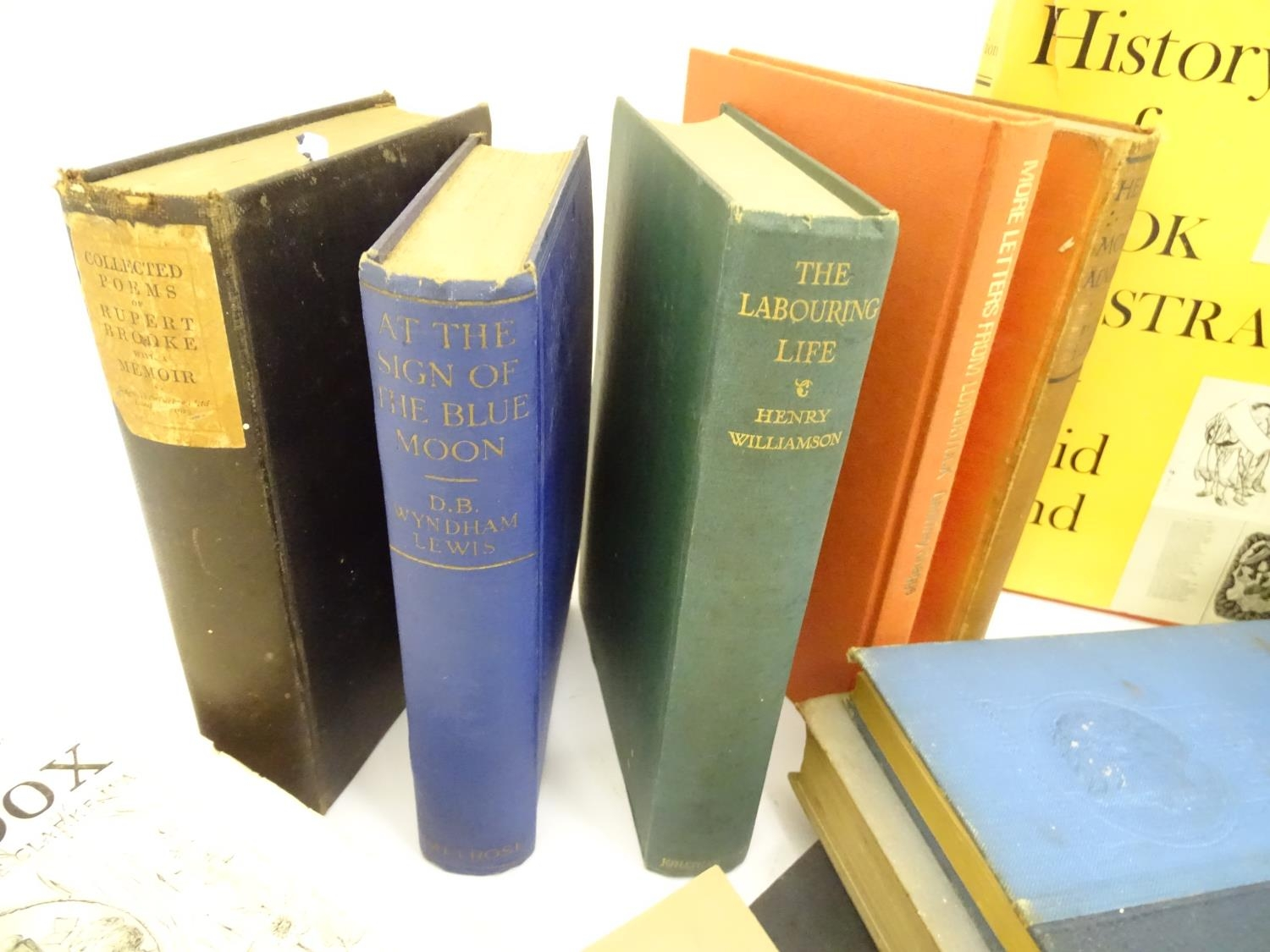 A quantity of assorted books to include The Anatomy of the Human Skeleton by J. E. Frazer, - Image 9 of 11