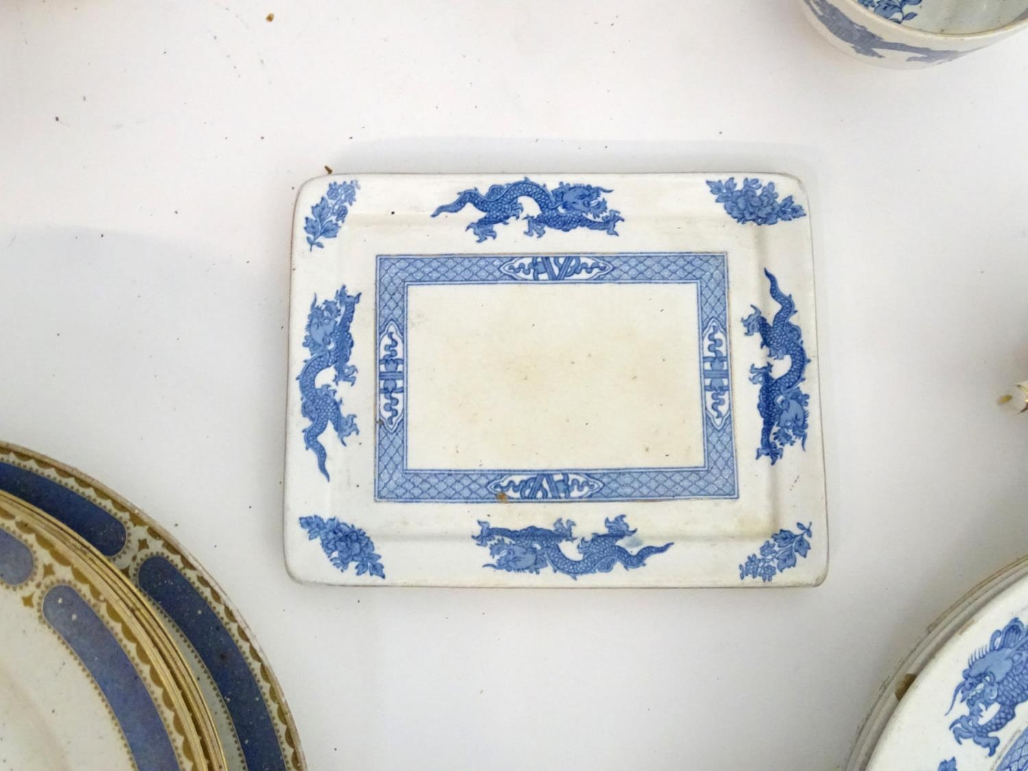 A large quantity of assorted Booths china to include teapots, plates, tureens, jugs, serving dishes, - Image 17 of 17