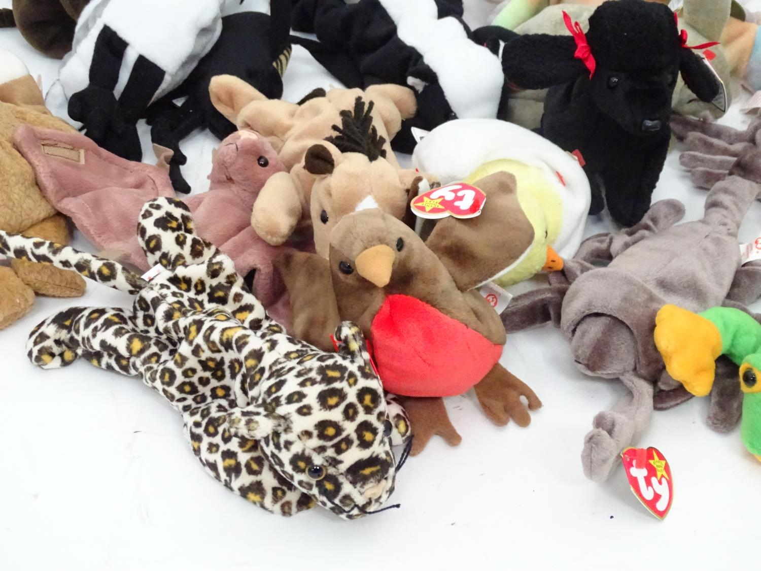 A quantity of TY Beanie Babies Please Note - we do not make reference to the condition of lots - Image 4 of 9