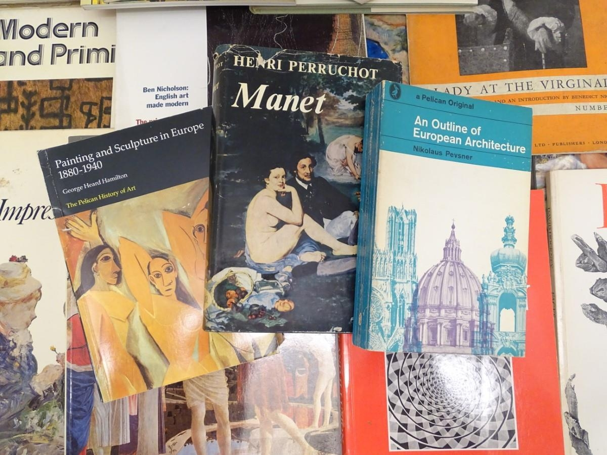 Books: A quantity of books on the subject of art. Titles to include The Art of the West, Henri - Image 5 of 7