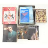 A quantity of Sotheby's auction catalogues Please Note - we do not make reference to the condition