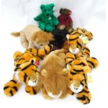 A quantity of Keel soft toys Please Note - we do not make reference to the condition of lots