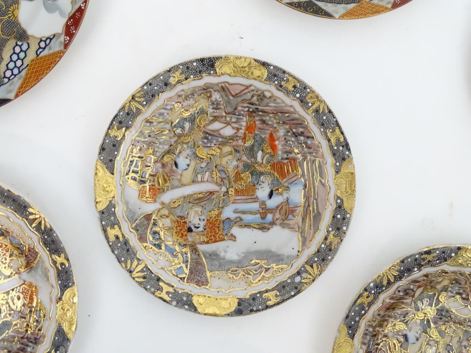 A quantity of Oriental ceramics Please Note - we do not make reference to the condition of lots - Image 5 of 9
