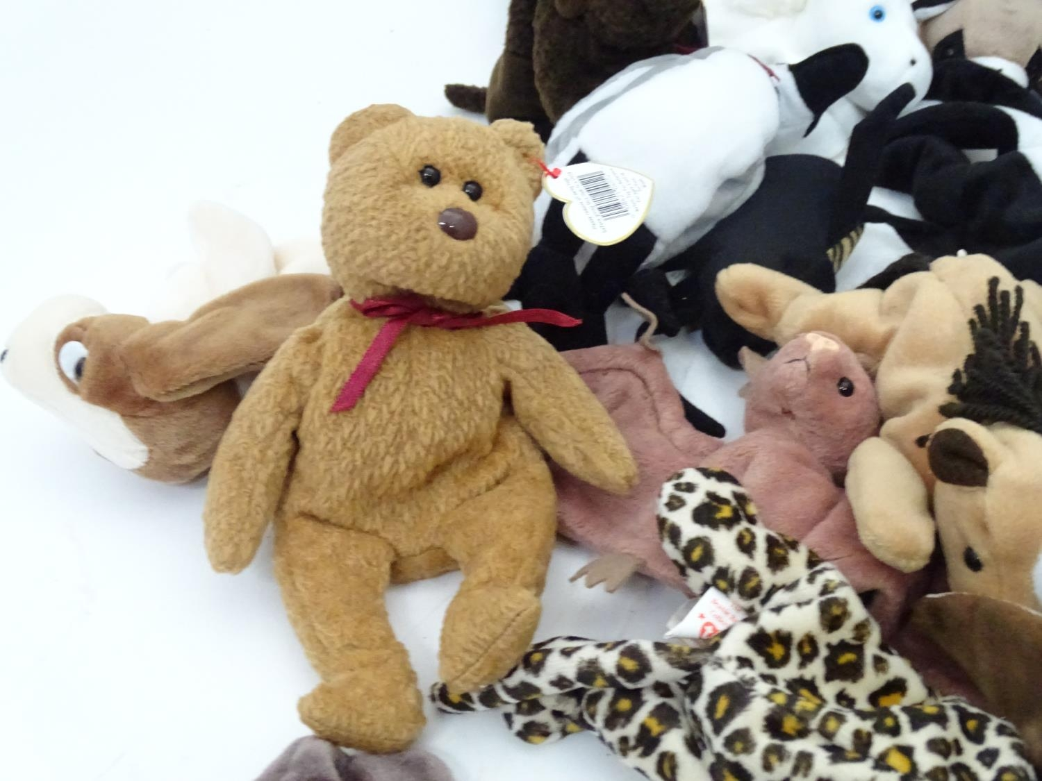A quantity of TY Beanie Babies Please Note - we do not make reference to the condition of lots - Image 7 of 9