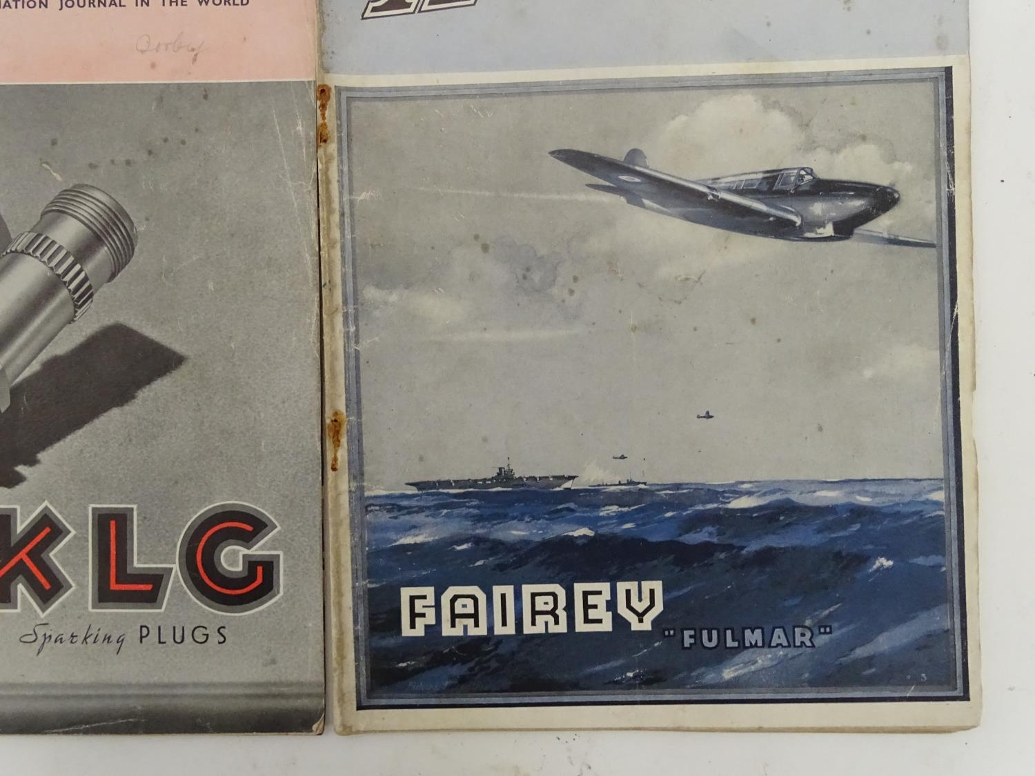 A quantity of 1941 copies of The Aeroplane Spotter magazine and The Aeroplane (8) Please Note - we - Image 5 of 12