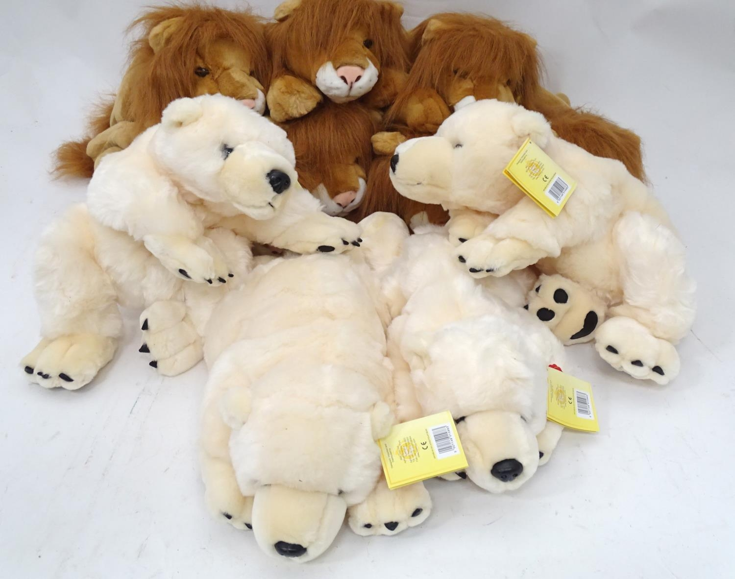 A quantity of Keel soft toys Please Note - we do not make reference to the condition of lots - Image 2 of 9