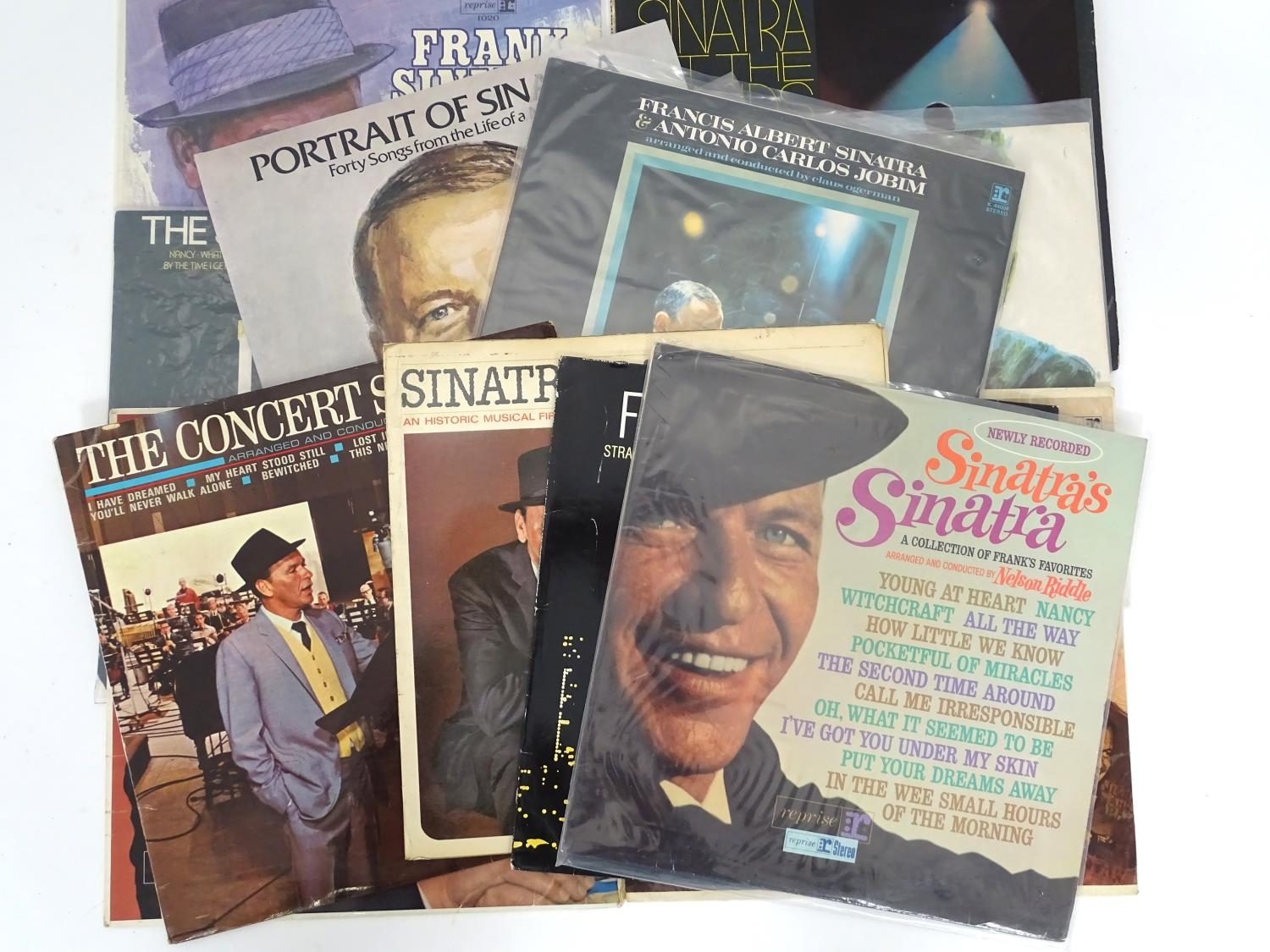 A quantity of Frank Sinatra LP vinyl records Please Note - we do not make reference to the condition - Image 7 of 7